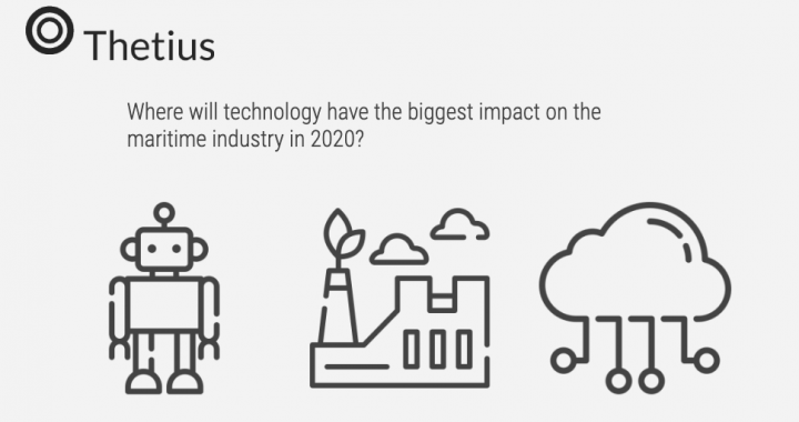 Maritime technology trends for 2020 - thetius