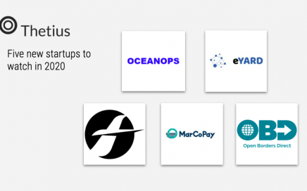 Five new maritime startups to watch in 2020