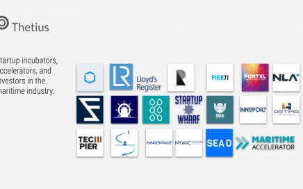 Startup incubators, accelerators, and investors in the maritime industry.