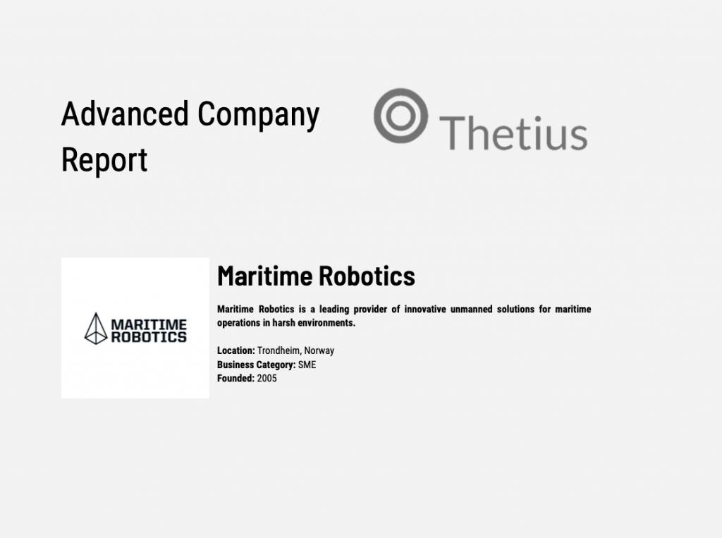 Thetius Advanced Company Report
